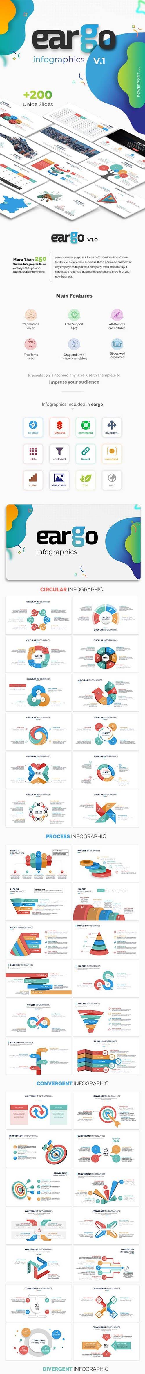 Eargo - Infographics PowerPoint Template 22323761