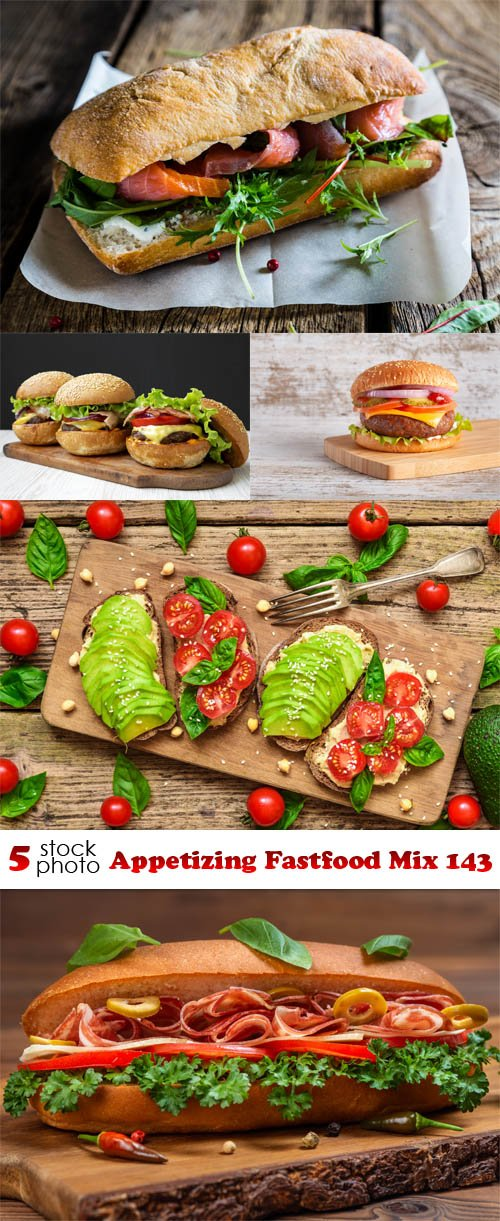 Photos - Appetizing Fastfood Mix 143