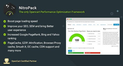 NitroPack Cache v3.5.16 - Complete Performance Optimization Framework