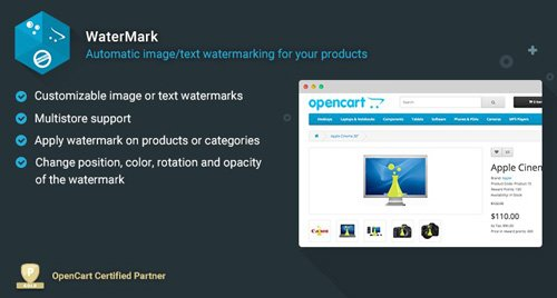WaterMark v3.2.2 - WaterMark and Protection for your Products