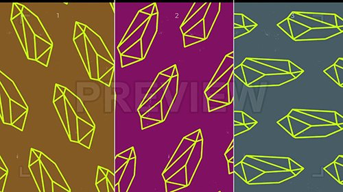 MA - Crystal Backgrounds Pack 139898