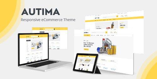 ThemeForest - Autima v1.0 - Accessories Car OpenCart Theme - 23224285