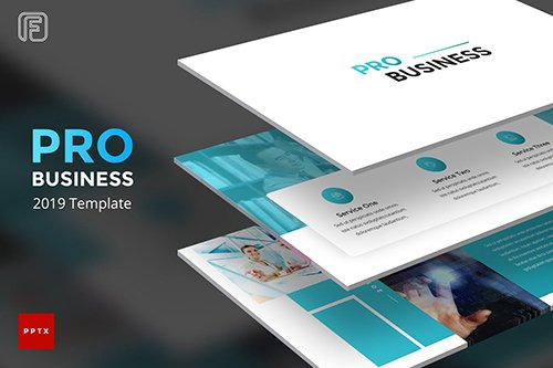 Pro Business Powerpoint, Keynote and Google Slides Templates