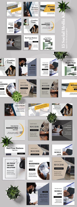 Hexxa - Social Media Kit