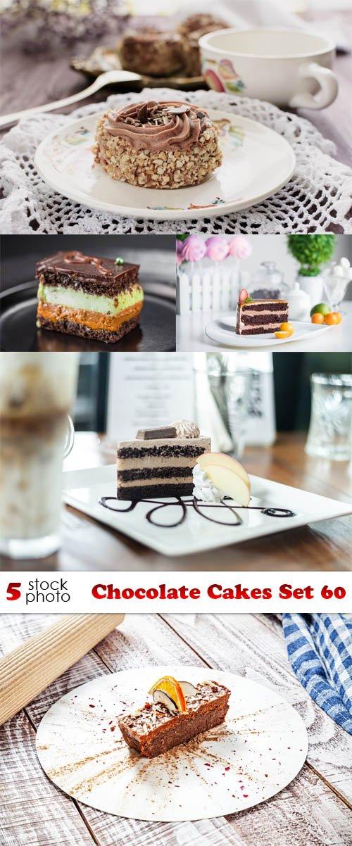 Photos - Chocolate Cakes Set 60