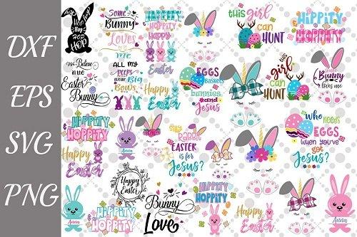 Easter Svg Bundle - 208500
