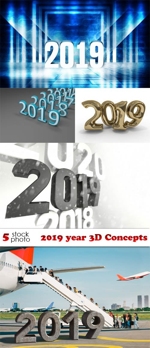 Photos - 2019 year 3D Concepts