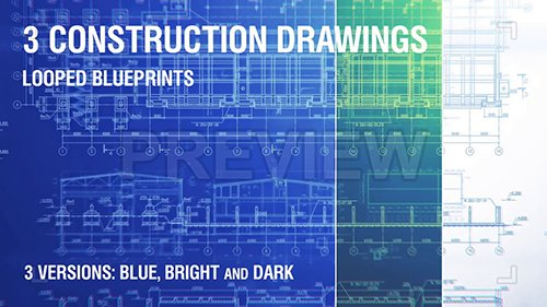 MA - 3 Construction Drawings Backgrounds V.2 134562