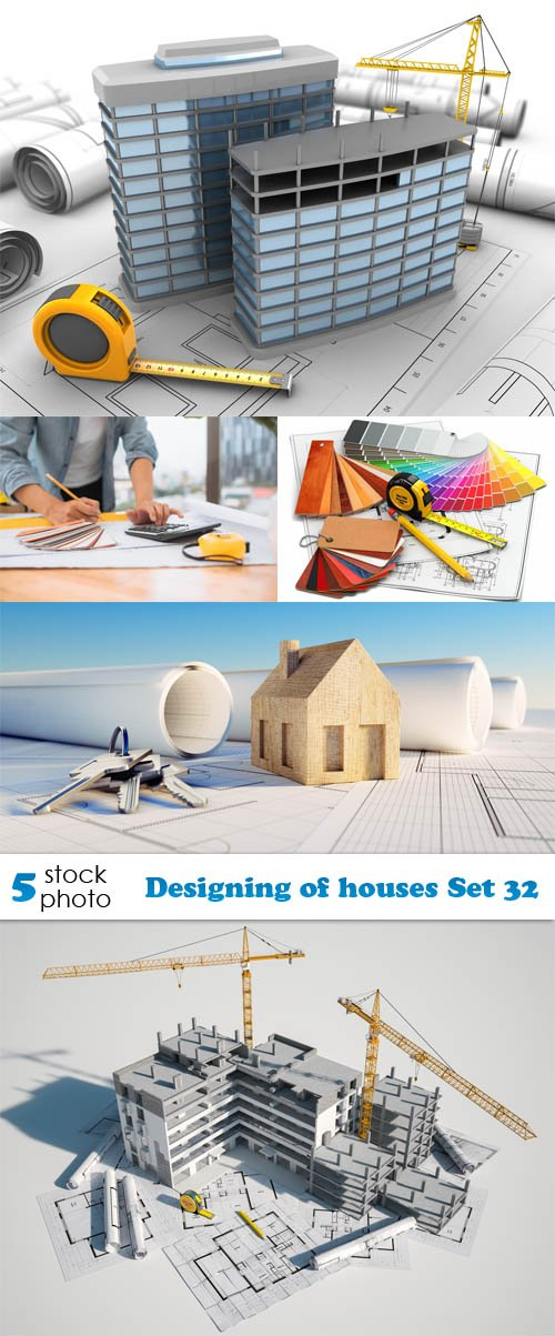 Photos - Designing of houses Set 32