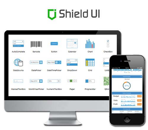Shield UI v1.7.37 - JavaScript Framework