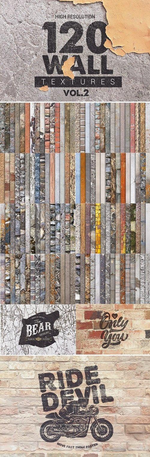 Bundle Wall Textures Vol2 x120 - 2874362