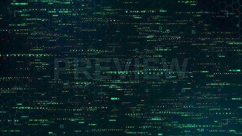 MA - Digital Background Loop 138793