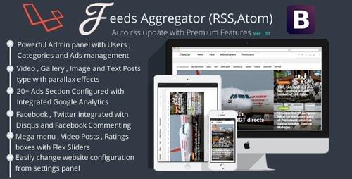 CodeCanyon - RSS News v2.7 - Autopilot Script - 12377505