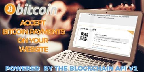 CodeCanyon - Blockchain Bitcoin Payments v1.0 - 20283261