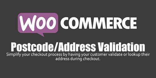WooCommerce - Postcode/Address Validation v2.4.0