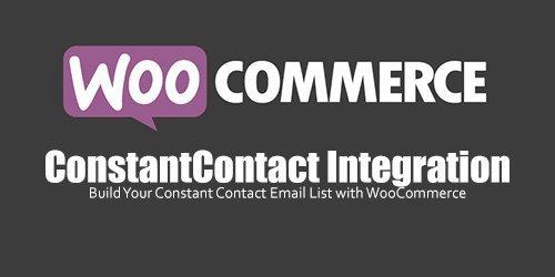 WooCommerce - ConstantContact Integration v1.10.0