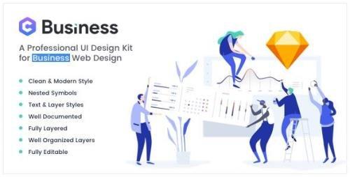 ThemeForest - Yosemite v1.0 - Business Sketch App Template - 22168465