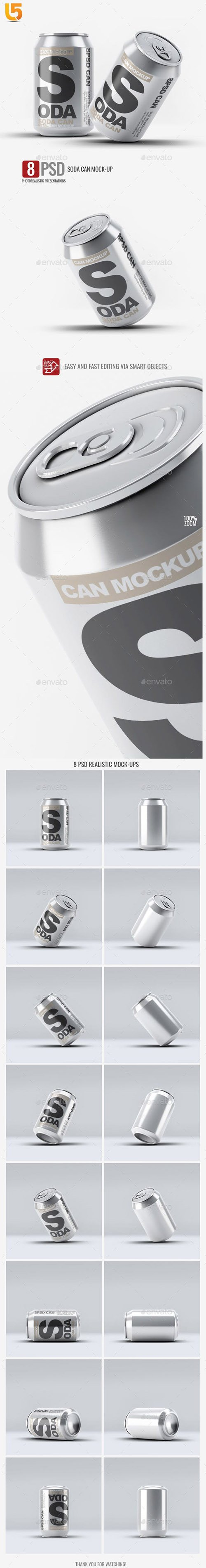 Soda Can Mock-Up 23224895