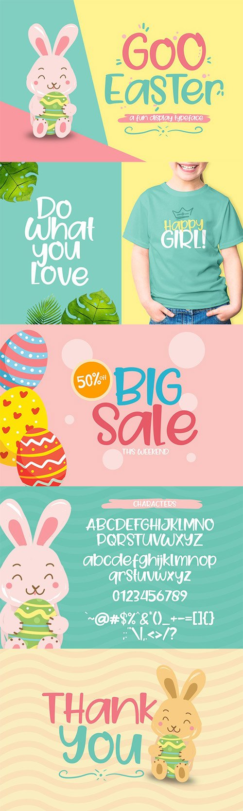 Goo Easter Font 3449509