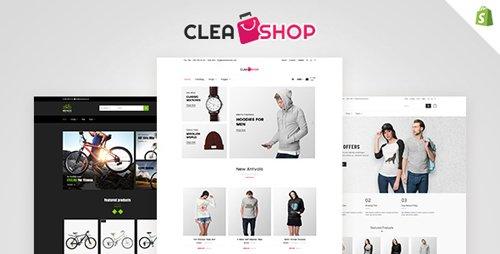 ThemeForest - Clean Shop v1.2 - Multipurpose Shopify Theme - 21162007