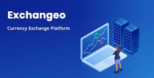 CodeCanyon - Exchangeo v1.0 - Online Currency Exchange Platform - 22871011 - NULLED