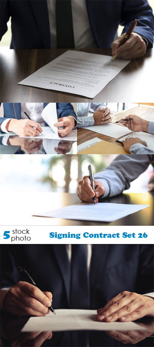 Photos - Signing Contract Set 26