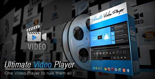 CodeCanyon - Ultimate Video Player v6.0 - 7694071
