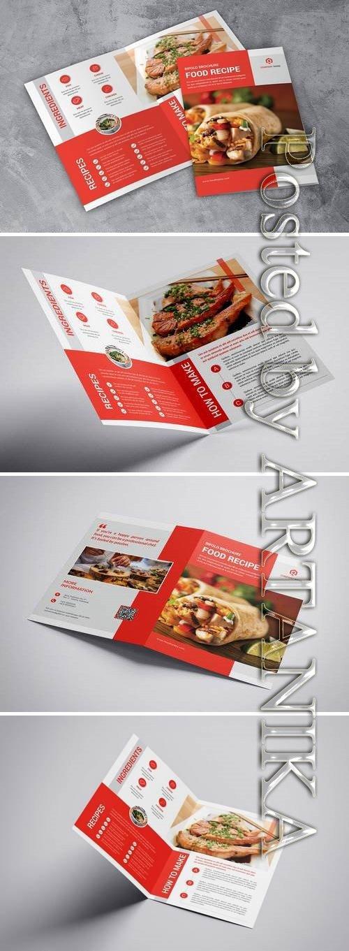Bifold food Brochure