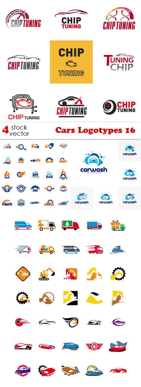 Vectors - Cars Logotypes 16