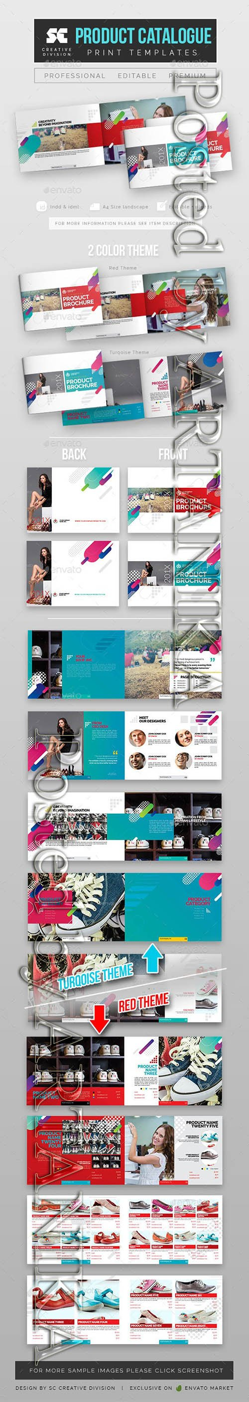 GraphicRiver - Product Catalogue 23262295