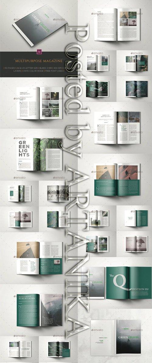 Multipurpose Magazine 23261007