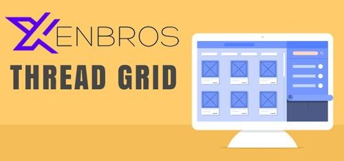 Thread Grid by Xenbros v1.0.2 - XenForo Add-On