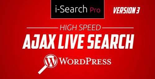 CodeCanyon - i-Search Pro v4.2.5 - Ultimate Live Search - 22147846