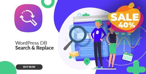 CodeCanyon - WordPress Database Search & Replace plugin v0.2.0 - 22628190