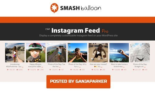 Instagram Feed Pro v4.0.9 - WordPress Plugin - NULLED