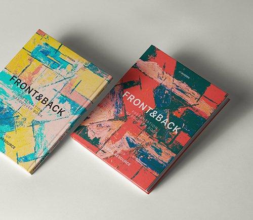 Hardcover Book Mockup