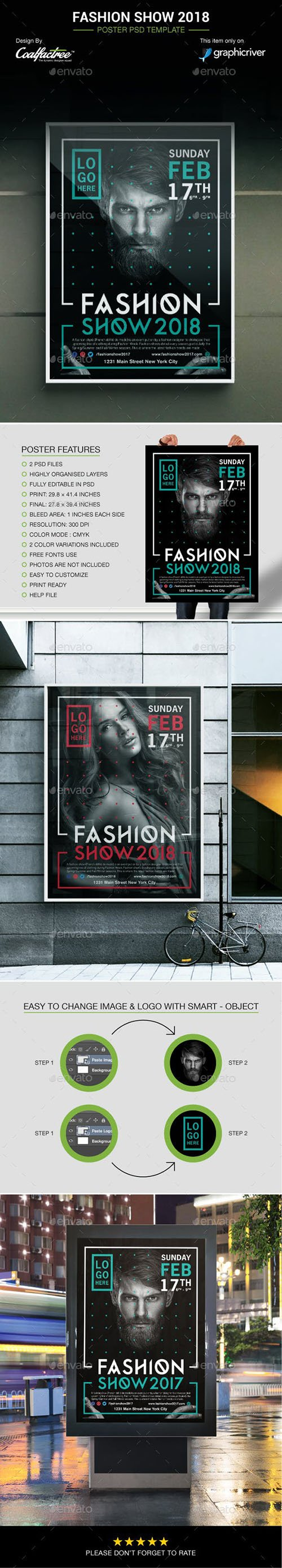 Poster Template 20737627