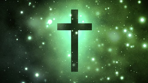 Holy Cross in Heaven 21641103