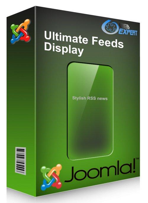 Ultimate RSS Feed Display v1.3.81 - Joomla Module
