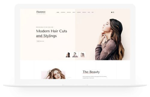 YooTheme - Florence v1.18.10 - WordPress Theme