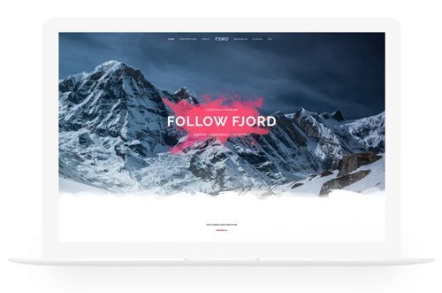 YooTheme - Fjord v1.18.10 - WordPress Theme