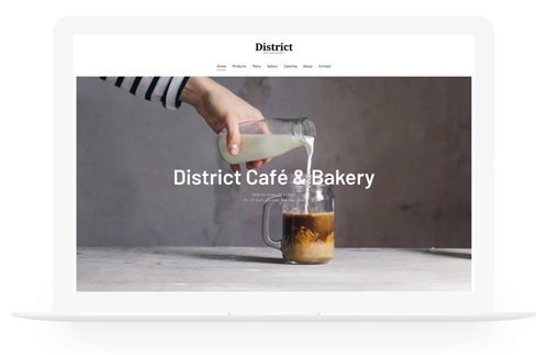 YooTheme - District v1.18.10 - WordPress Theme