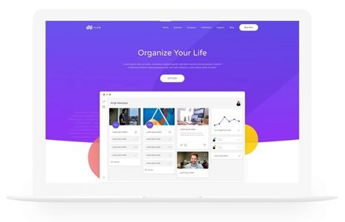 YooTheme - Flow v1.18.10 - WordPress Theme