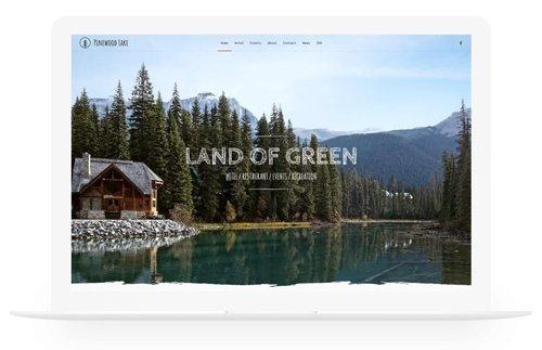 YooTheme - Pinewood Lake v1.18.10 - WordPress Theme