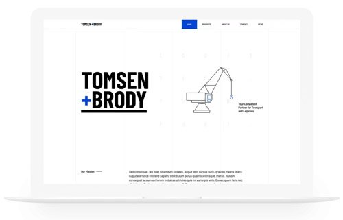 YooTheme - Tomsen Brody v1.18.10 - WordPress Theme