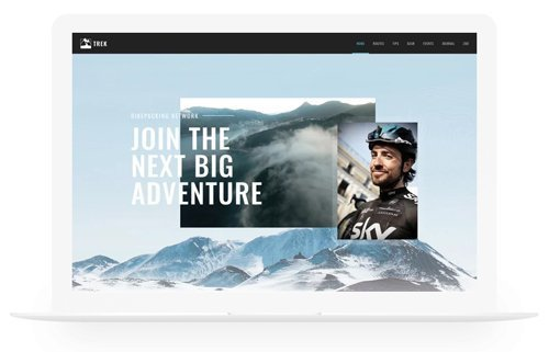 YooTheme - Trek v1.18.10 - WordPress Theme