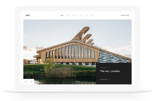 YooTheme - Yard v1.18.10 - WordPress Theme