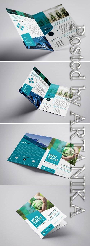 Eco Technology Bifold Brochure