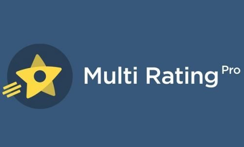 Multi Rating Pro v5.5 - WordPress Plugin