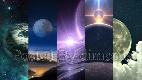 Space Planets Pack2 22110630